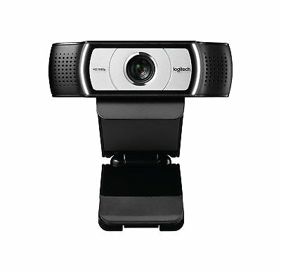 Logitech 960000972 HD Webcam C930e 1080p with USB Connection