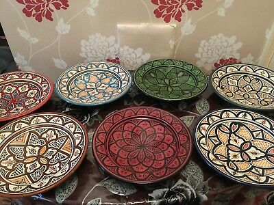 gallery of new beautiful moroccan handmade colourful floral dinner plates with colourful dinner plates & Colourful Dinner Plates. Awesome Le Creuset Dinnerware Elegant ...