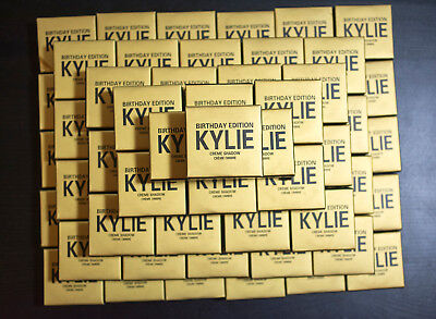 91pcs Kylie Jenner Cosmetics Rose Gold & Copper Creme Shadow UK Stock