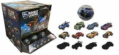 1x Rocket League® Mini Pull-Back Racer Car Mystery Ball Pack Toy
