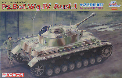 Dragon PzBefW IV Ausf J (PzKpfw IV Command Tank) 1:35 Scale Kit