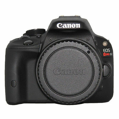Canon EOS Rebel SL1 18.0 MP Digital SLR Camera-Black (Body) (*PLUS ACCESSORIES*)
