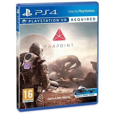 SONY PS4 - Farpoint VR