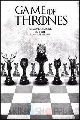 Poster A3 Juego de Tronos / Game Of Thrones Serie Cartel 01
