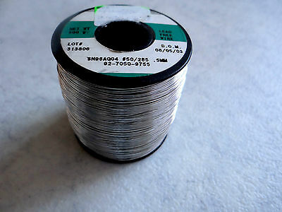 Supreme Quality Audiophile Kester Solder Wire, Lead Free With 4% Silver **L@@K**