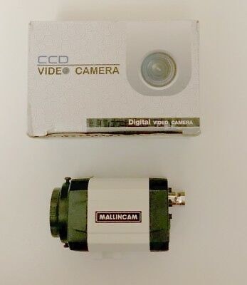 MallinCam Micro EX NTSC CCD Astronomy Video Camera in Excellent Condition!