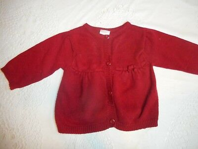 ~Super Sweet Baby Girl...gynboree...sweater...3-6 Months...3.99