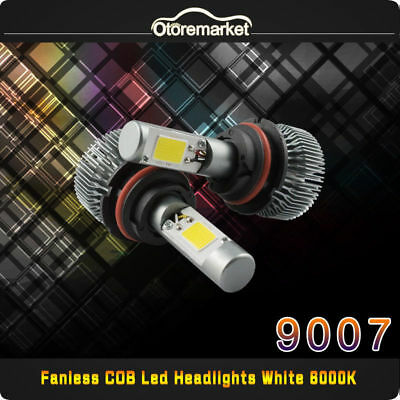 9007 120W 12000LM LED Headlight for Nissan Frontier 2001-16/Pathfinder 2005-2012
