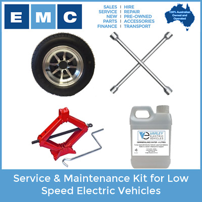 Service and Maintenance Kit for Golf Carts