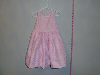 Baby Girl, Kate Spade, Dress, Pink, Sleevless, Floral, Size 2 Years