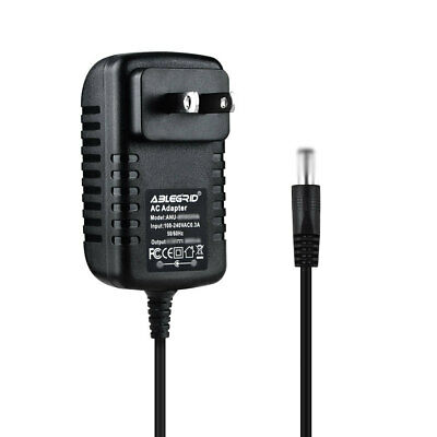 AC DC Power Adapter Charger for Nyne Bass Portable Wireless Bluetooth Speaker