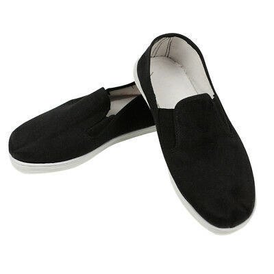 Chinese Mans Traditional Cotton Sole Tai-Chi / Kung Fu Shoes