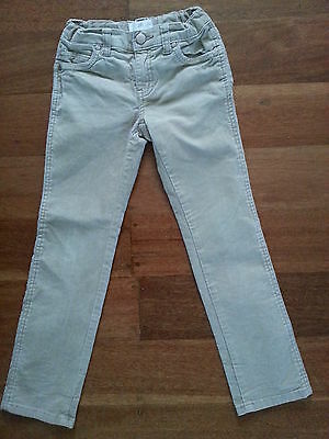 COUNTRY ROAD beige corduroy size 5 pants trousers NWOT