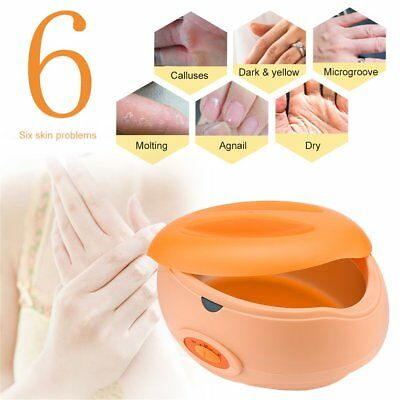 Pro Spa Hair Removal Hot Wax Warmer Heater Beauty Machine Pot Depilatory he7