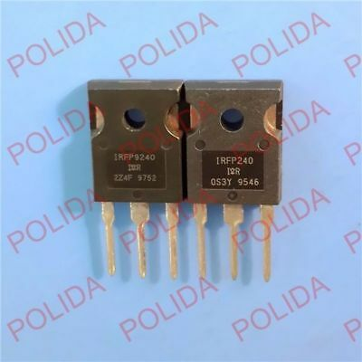 30 PCS IRFP240 240 N-CHANNEL Mosfet Transistor TO-247