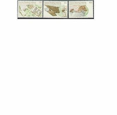 Cocos Islands 1980 ANIMAL QUARANTINE STATION (3) Unhinged Mint SG 62-4