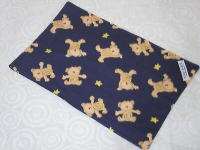 Baby changing mat 100% cotton-Teddy bear's.