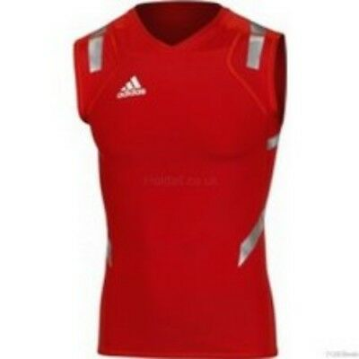 SPPECIAL OFFER - Adidas B8 TF Boxing Vest  - Red