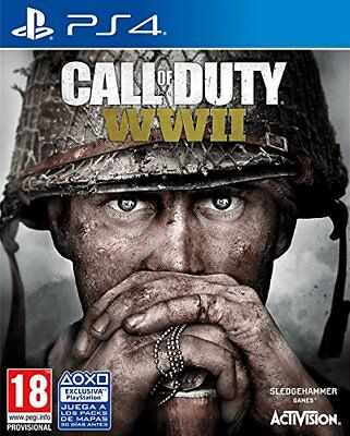 Call of Duty: World War II - PS4  - NUOVO SIGILLATO