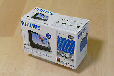philips pet835 tragbarer dvd player 21 6 cm 8 5 zoll. Black Bedroom Furniture Sets. Home Design Ideas