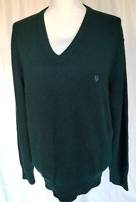 Christian Dior Monsieur Green Vintage Sweater Men's Large