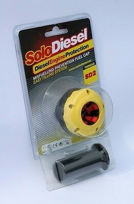 Solo Diesel misfuelling protection SD2, SD7 Protect vehicle from mixing fuel