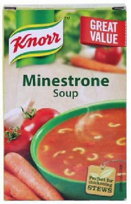 Knorr - Soup Minestrone - 62g sachets