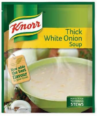Knorr - Soup White Onion - 60g Sachets