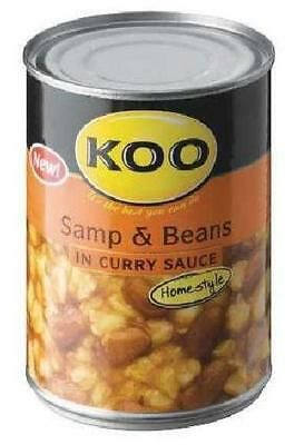 Koo - Samp in Curry Sauce - 400g Cans