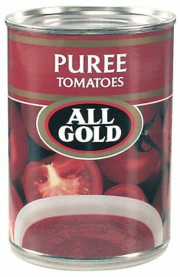 All Gold - Tomato Puree - 410g Cans