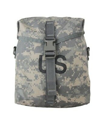 Molle II US Military Modular Load Carrying Equipment Sustainment Pouch ACU Used