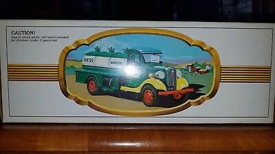 Brand New in the Box 1982-1983 The First Hess Truck Hess Truck Toy Truck