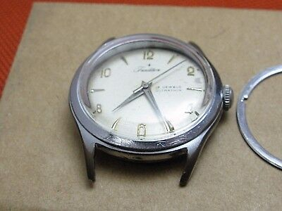 TRADITION SWISS POPULAR VINTAGE WATCH 17 JEWEL ULTRA THIN classic RUNNING