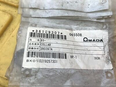 4x Amada Collars 380397A, new old stock