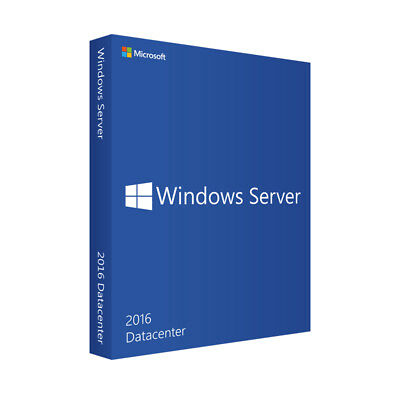 Windows Server 2016 DataCenter Genuine Licence Key