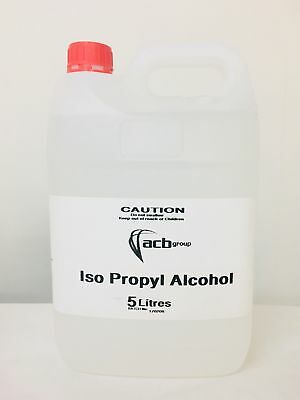ACB Group 99% Iso Propyl Alcohol 5L