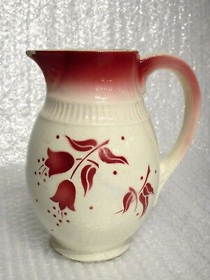 Antique Porcelain Milk pitcher / Creamer 1900 - 1920 | Italy