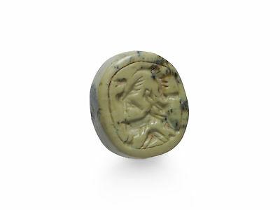 Mesopotamian Agate Stamp Seal