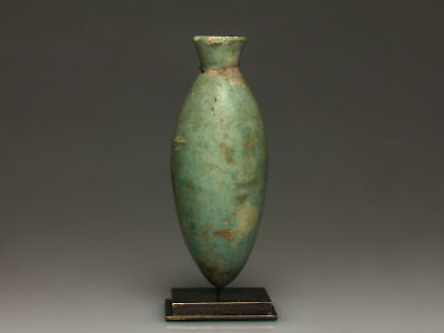 Egyptian Faience Vessel