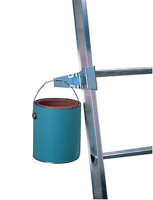 Werner AC22 Extension Ladder Paint Can Bucket Hanger Plated Steel Durable New