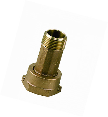 Lead Free Brass Tailpiece and Nut Assembly