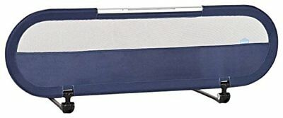 Baby Home Barrière de Lit Side Light Bleu marine