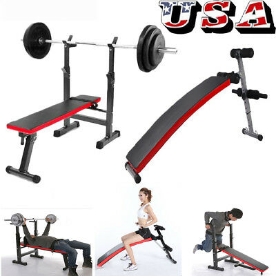 Admirable Flat Utility Weight Bench Gym Exercise Fitness Workout Home Machost Co Dining Chair Design Ideas Machostcouk