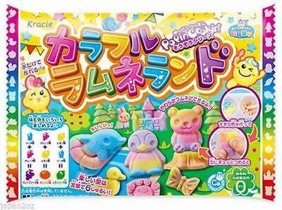 KRACIE POPIN COOKIN COLOURFUL CANDY KIT. DIY Japanese candy. Happy Kitchen. Xmas