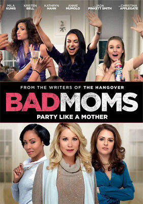 Bad Moms 025192360572 (DVD Used Like New)