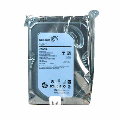 "NEW Seagate 3.5"" Surveillance ST3000VX000 VS35 3TB 64MB 7200RPM SATA3 Desktop"