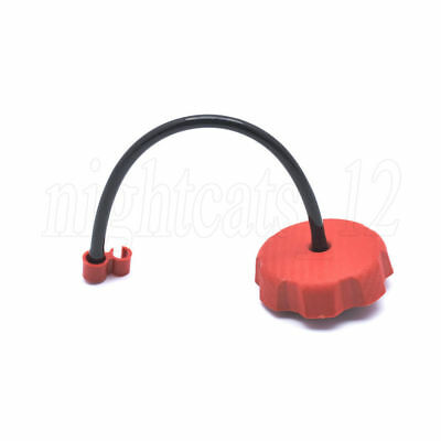 Red Carbon Look Gas Fuel Cap for Acerbis CLARKE ATK Fuel Tanks only CRF YZF WRF
