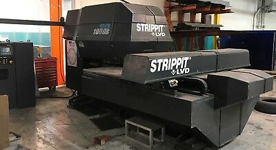 Strippit 1000S Thin with 2 A/I  Turret 1990