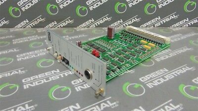 USED Weiss TS 002 E Indexing Table Control Card SIG-TS002E V6