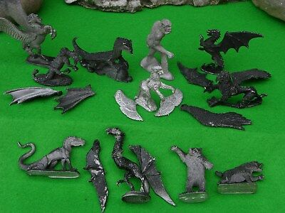 Ral Partha, Creatures & Monsters Multi-Listing